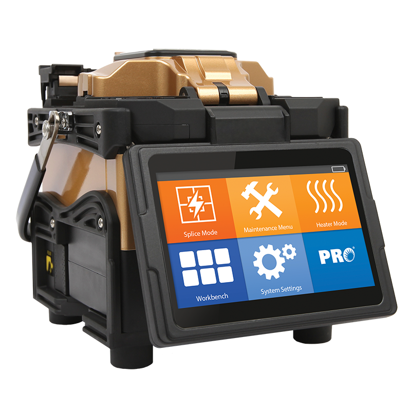 Precision Rated Optics Fusion Splicers - Ribbon/Mass
