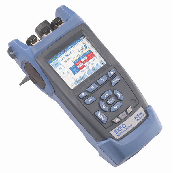 EXFO Insertion Loss & Return Loss Meters