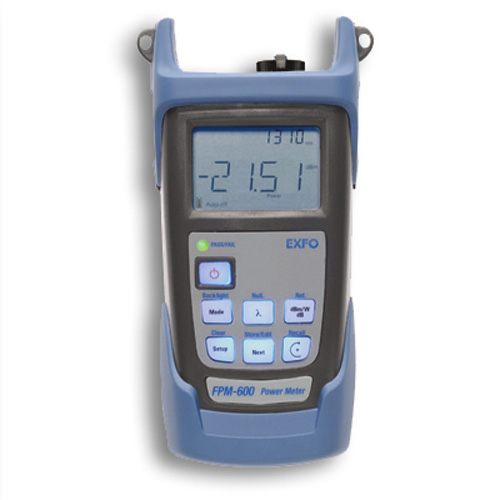 EXFO Fiber Optic Power Meters