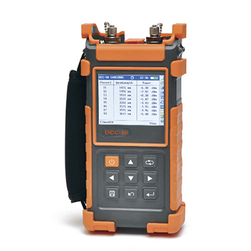 Fiber Optic Channel Analyzers