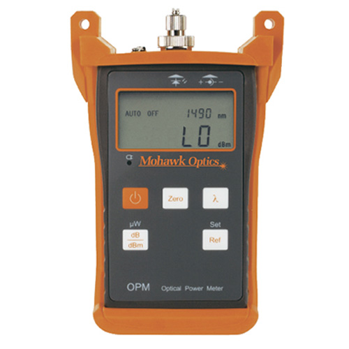 Mohawk Fiber Optic Power Meters