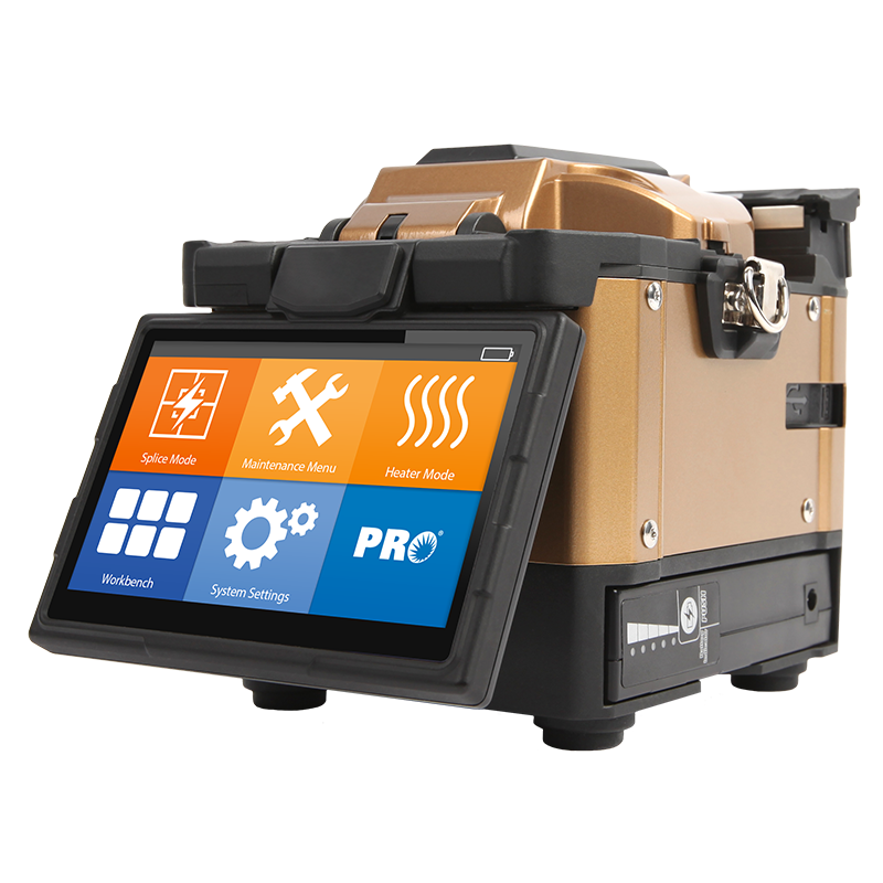 Precision Rated Optics Fusion Splicers