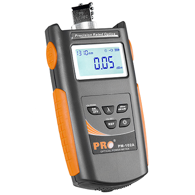 Fiber Optic Power Meters