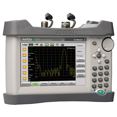 Anritsu - Cable and Antenna Analyzers