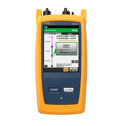 Fluke OptiFiber PRO OTDR Series